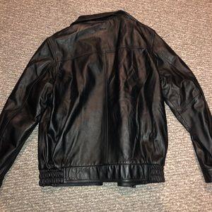 Calvin Klein Jackets & Coats - Calvin Klein 100% leather jacket
